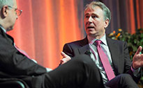 Photo of Ken Griffin at the 2016 Management Conference