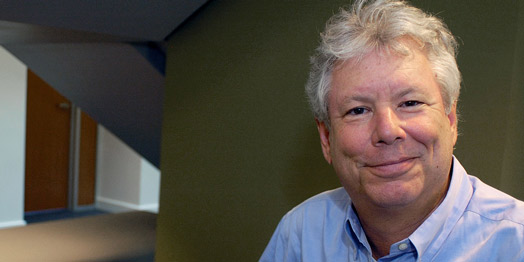 Nobel Prize Winner Richard H. Thaler
