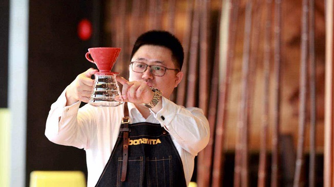 Host of the From Seed to Cup – Gourmet Coffee Tasting Event in China