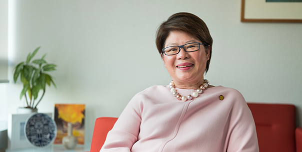 Booth Distinguished Alumni Swee Chen Goh