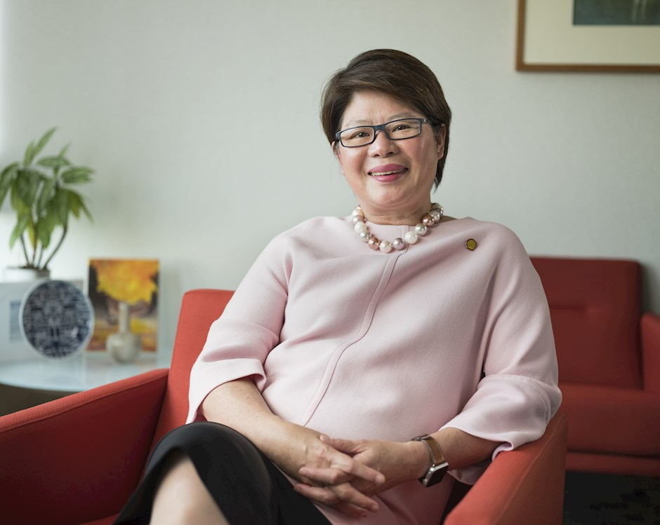 Booth Distinguished Alumna Swee Chen Goh