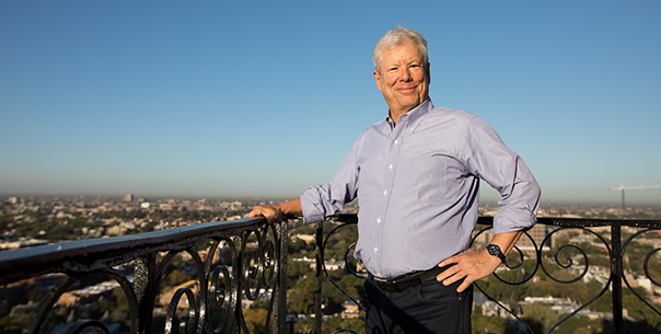 Booth Professor and Nobel Laureate Richard Thaler