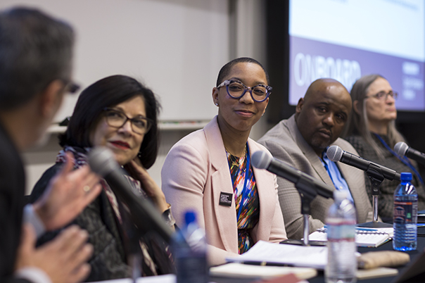 Panelists at Chicago Booth's On Board 2017 Conference discuss diversity