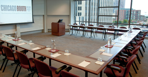 Uchicago Conference Rooms