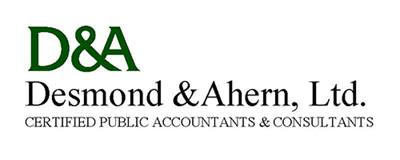 Desmond and Ahern logo 2