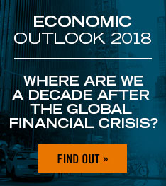 Economic Outlook 2018 - Where are we a decade after the global financial crisis? Find Out