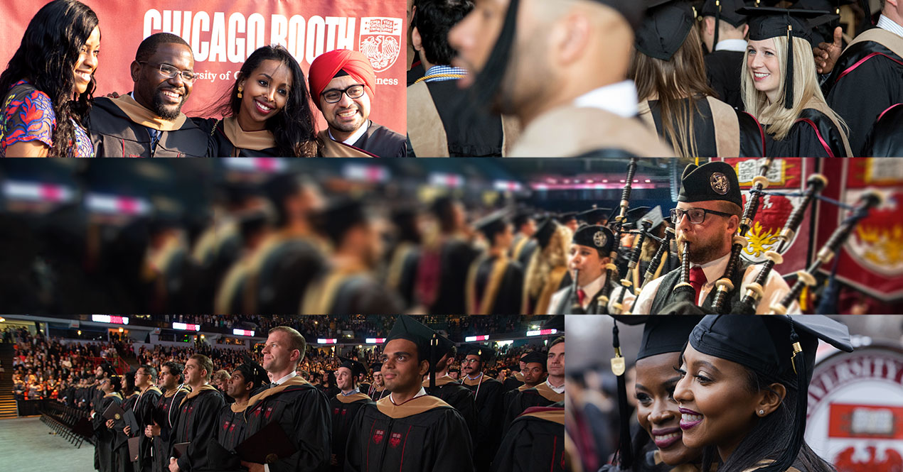 Seattle University Graduation 2020.Mba And Phd Graduation Chicago Booth