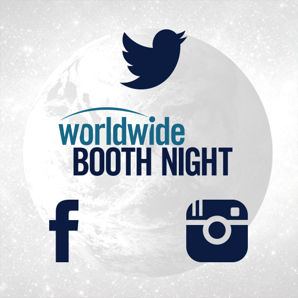 Worldwide Booth Night Download Social Headers