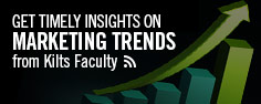 Get Timely Analysis of Marketing Trends from Kilts Faculty