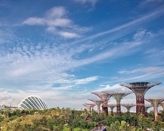 Fall 2015 Conversations The View From Singapore Gardens By The Bay