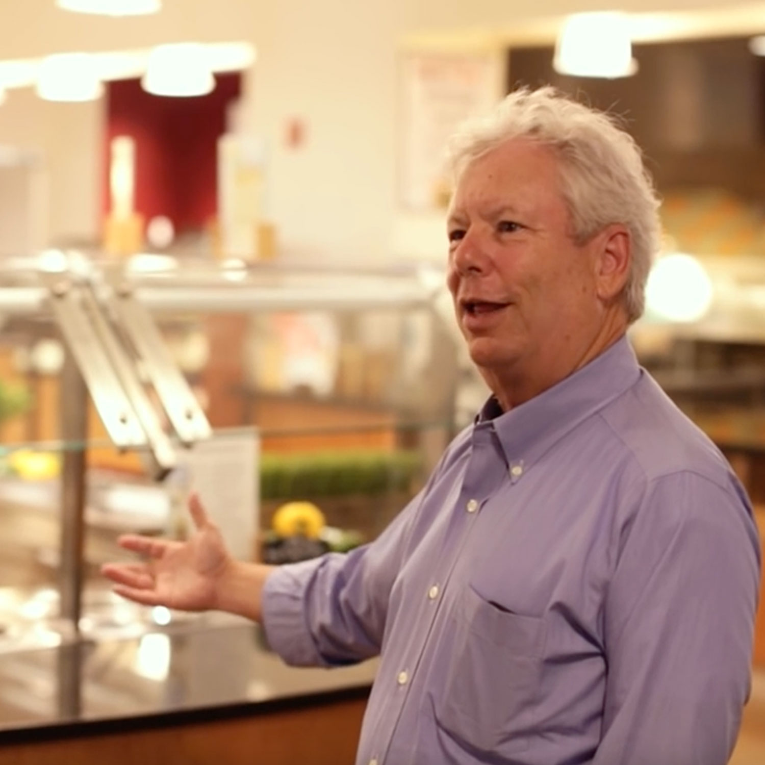 Video of Richard Thaler