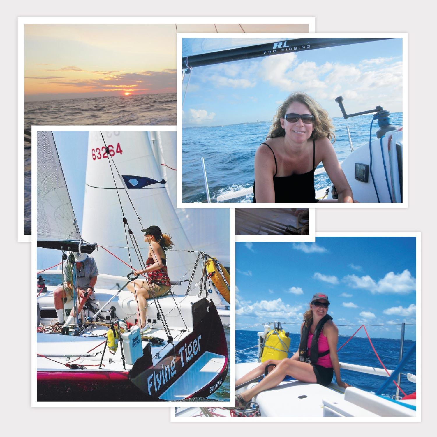Perspectives 101 An Introduction To Sailing Photo Collage