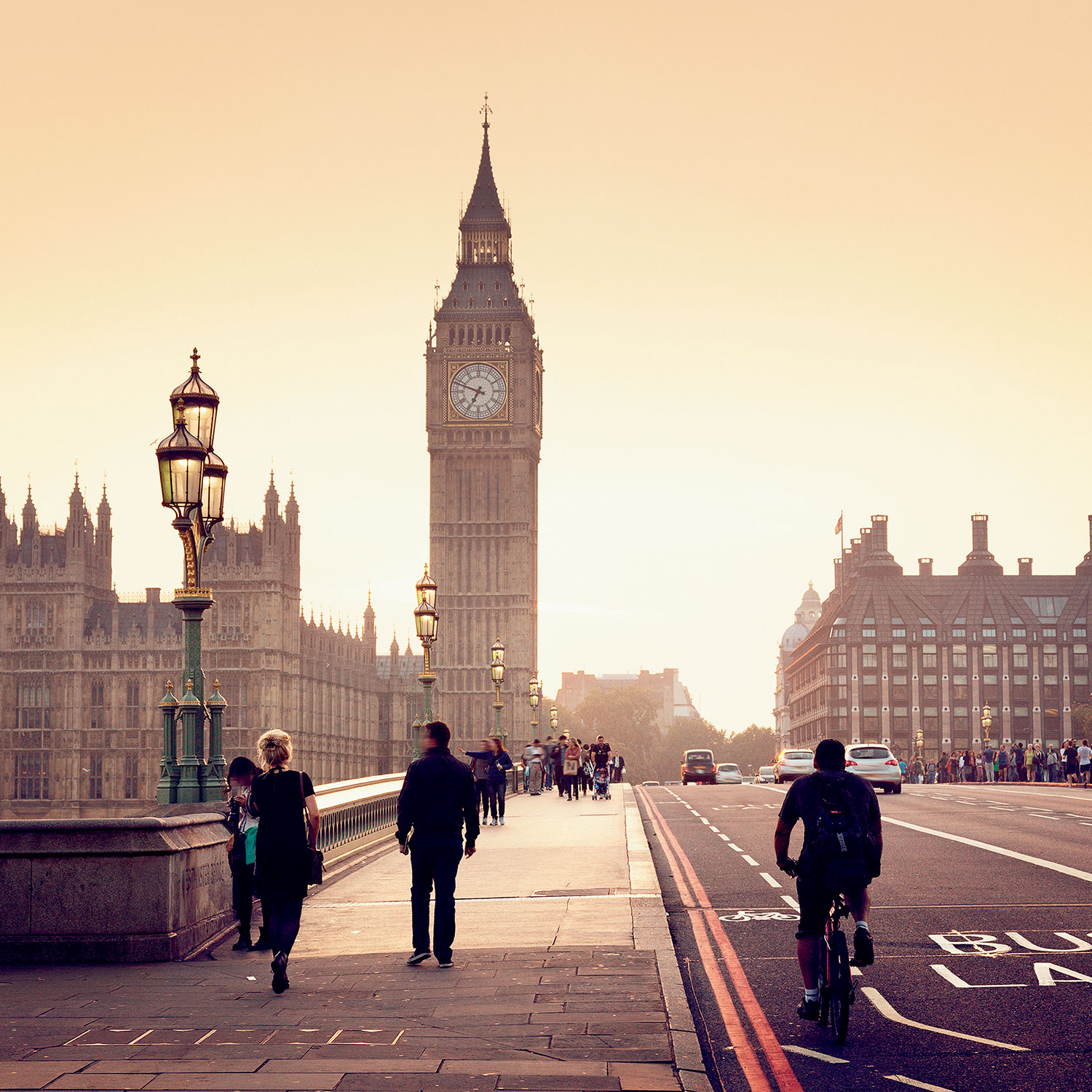 Photo of London and Big Ben