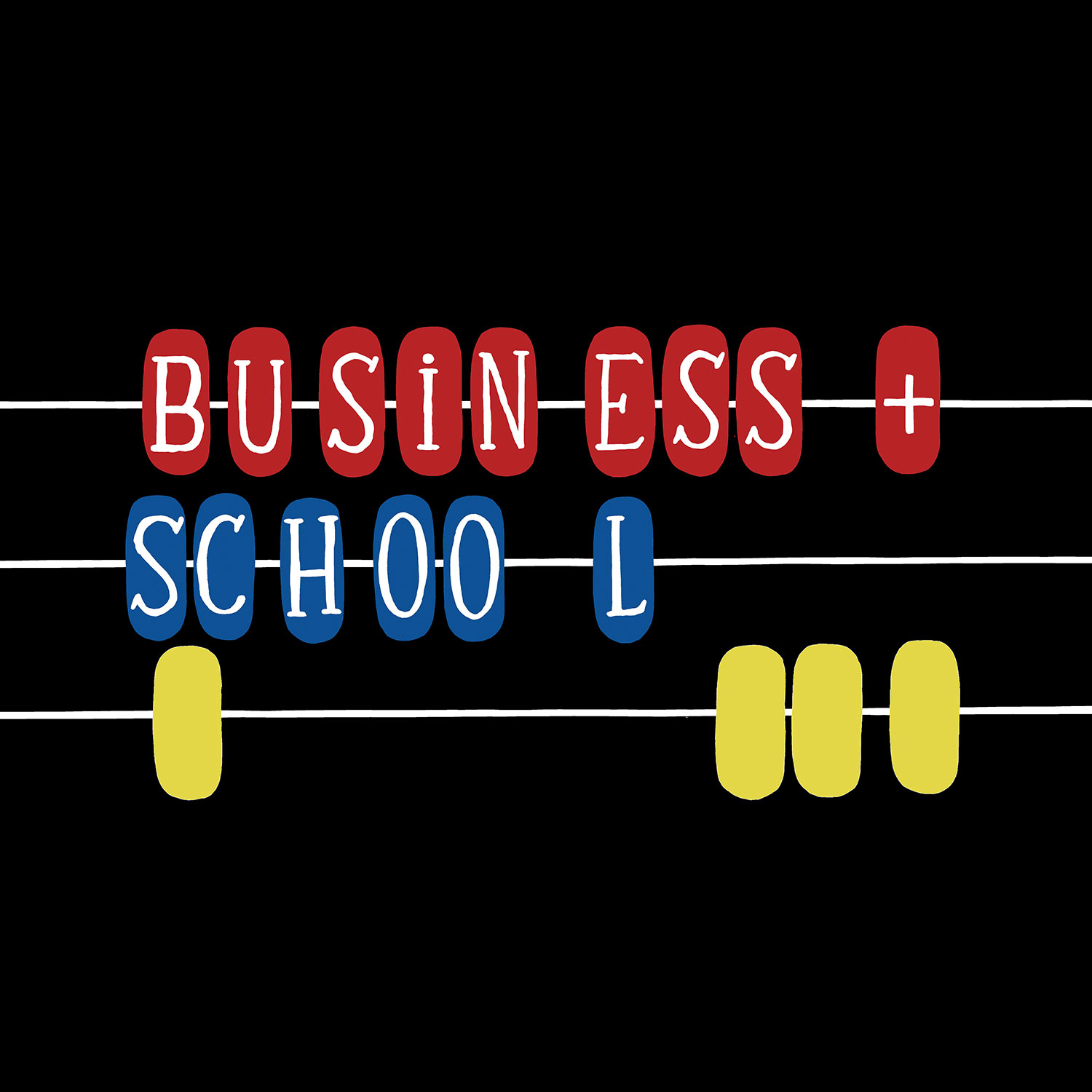 Illustration of Business + School