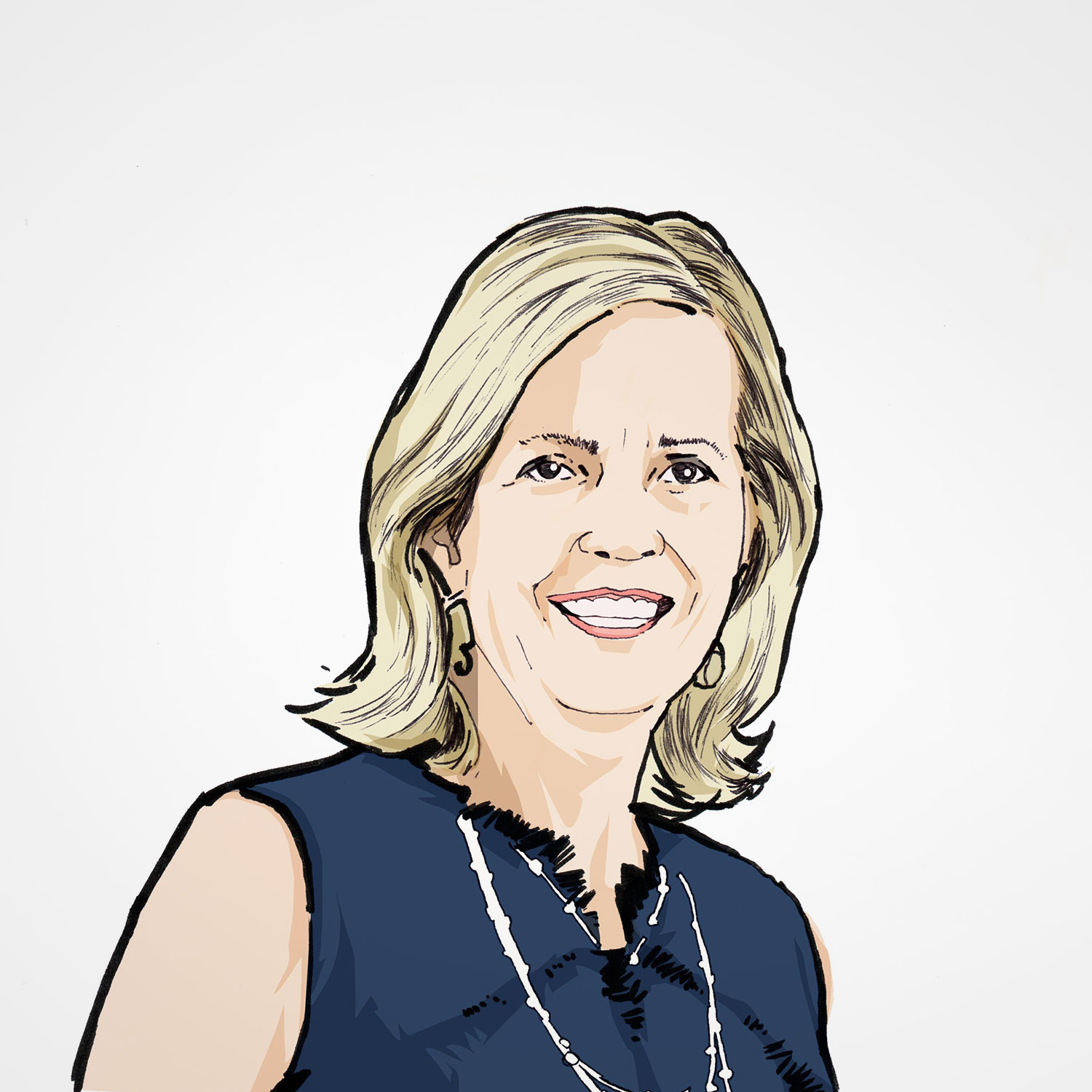 Illustration of Linnea Roberts