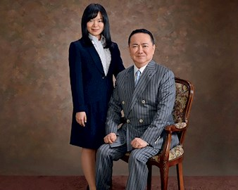 Photo of Soichiro Kurachi and Erika Kurachi