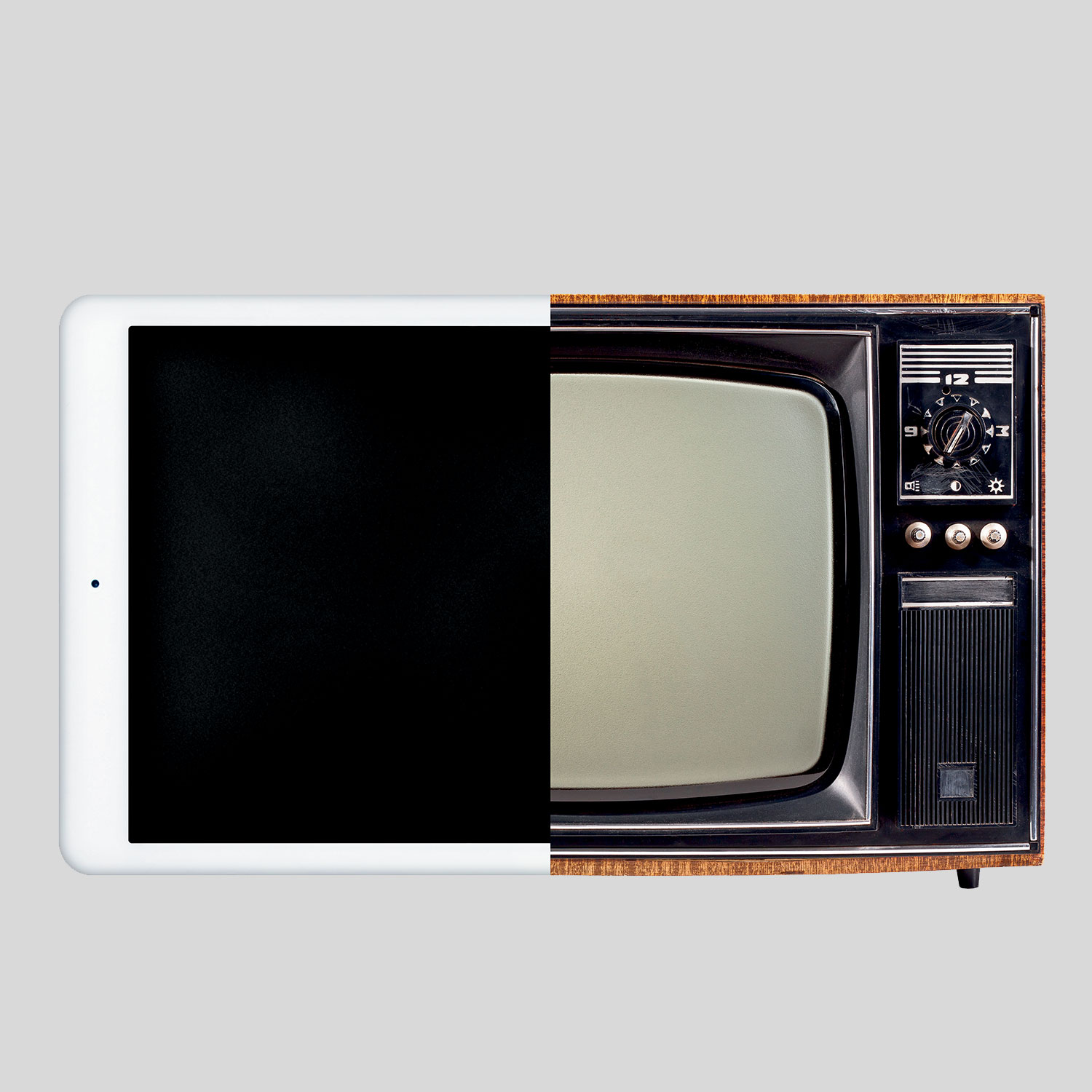 iPad and TV