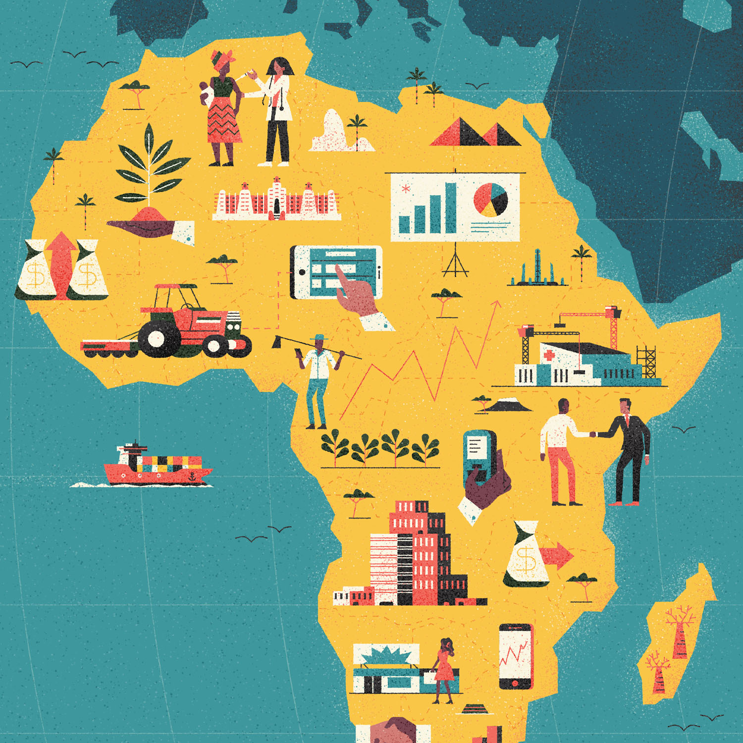 Booth Alumni Are Changing the Game in Africa