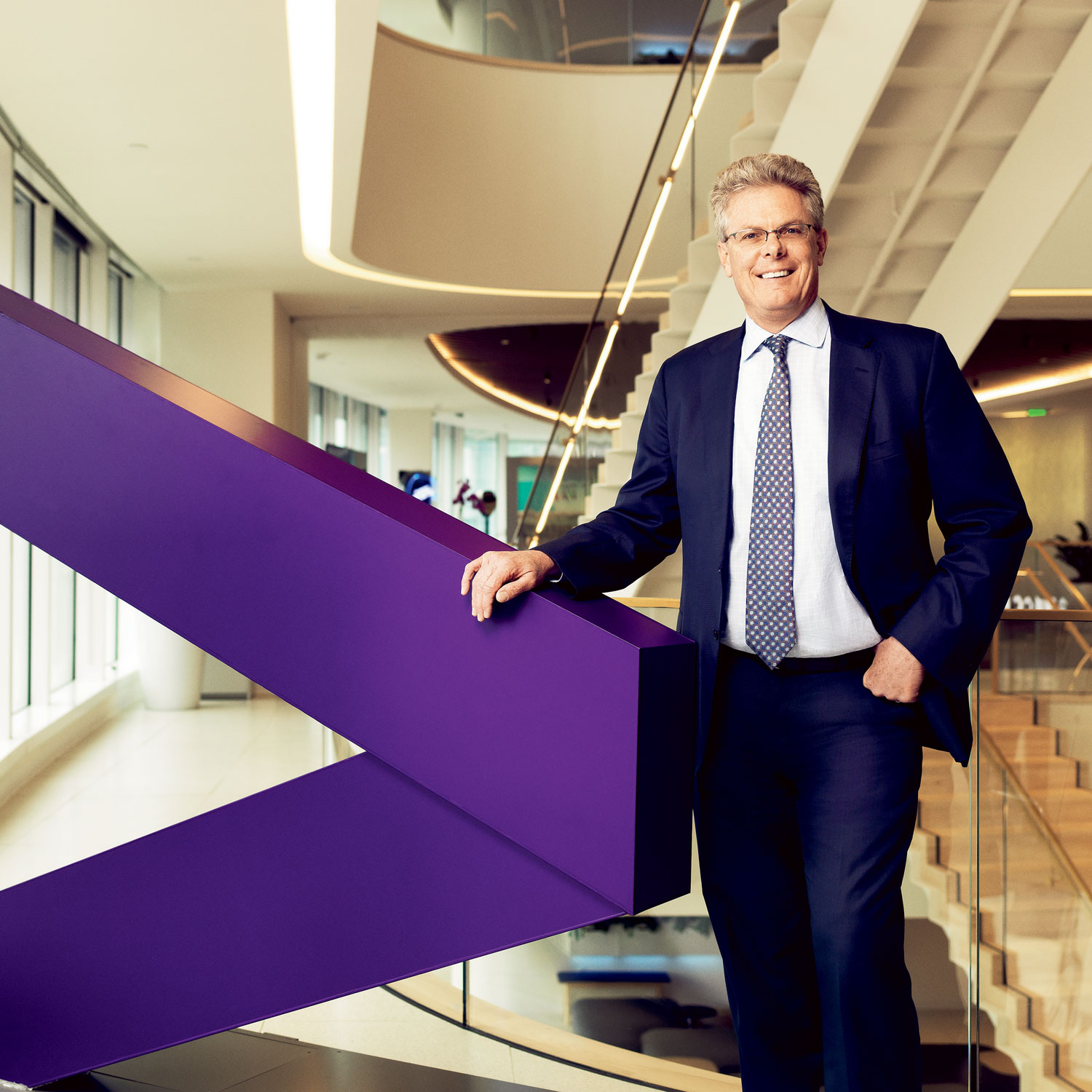 Accenture Strategy's CEO on Meeting IQ with EQ | The University of