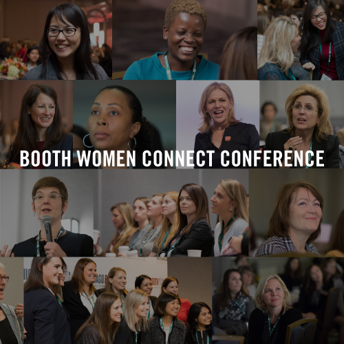 Booth Women Connect Conference 2019