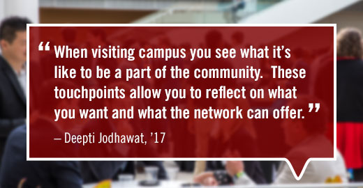 Campus Visit Full Time Quote