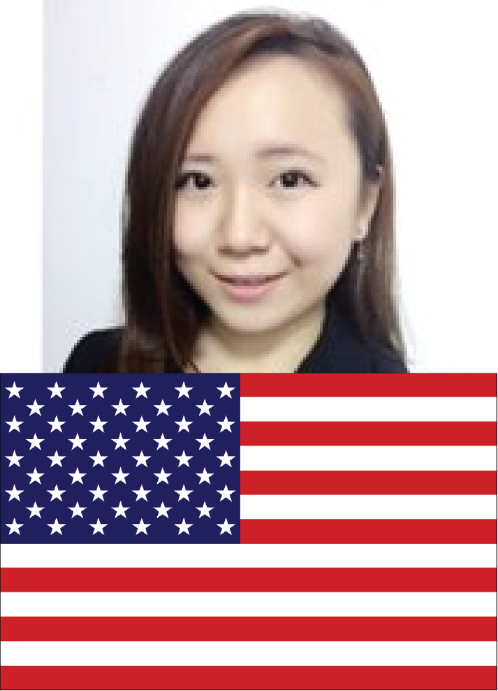 Angie Yang from USA