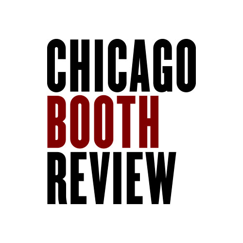 Chicago Booth Review logo