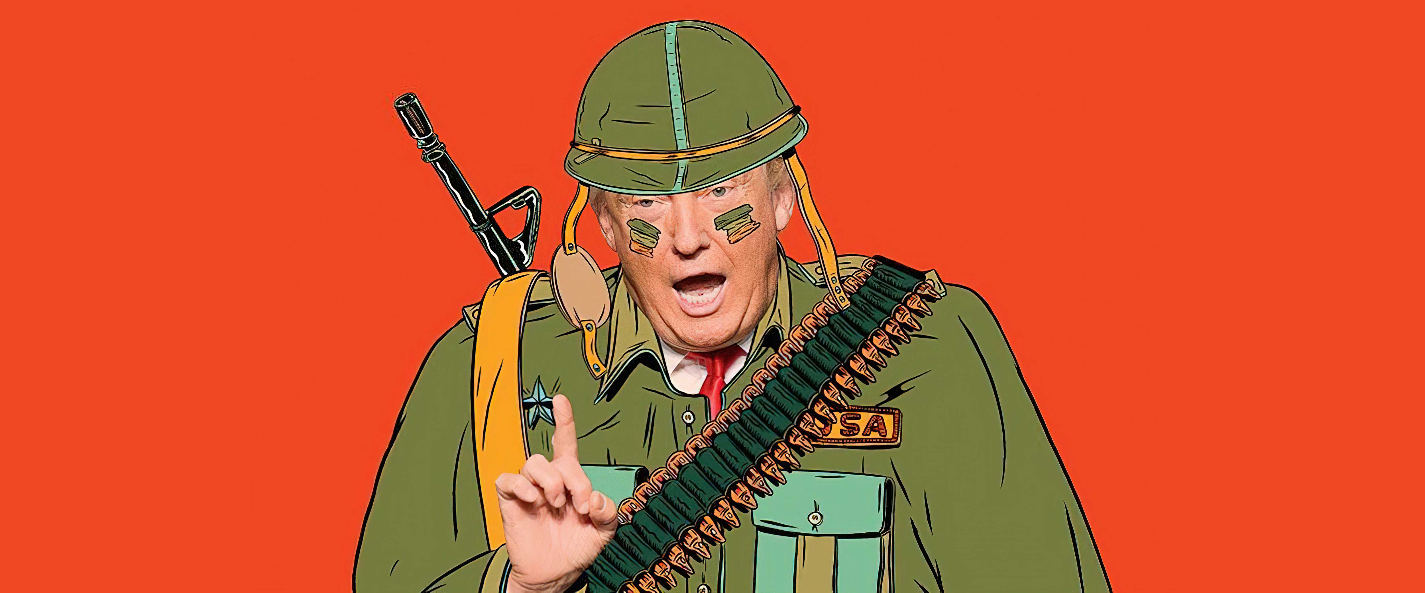 The art of the deal is not the art of war