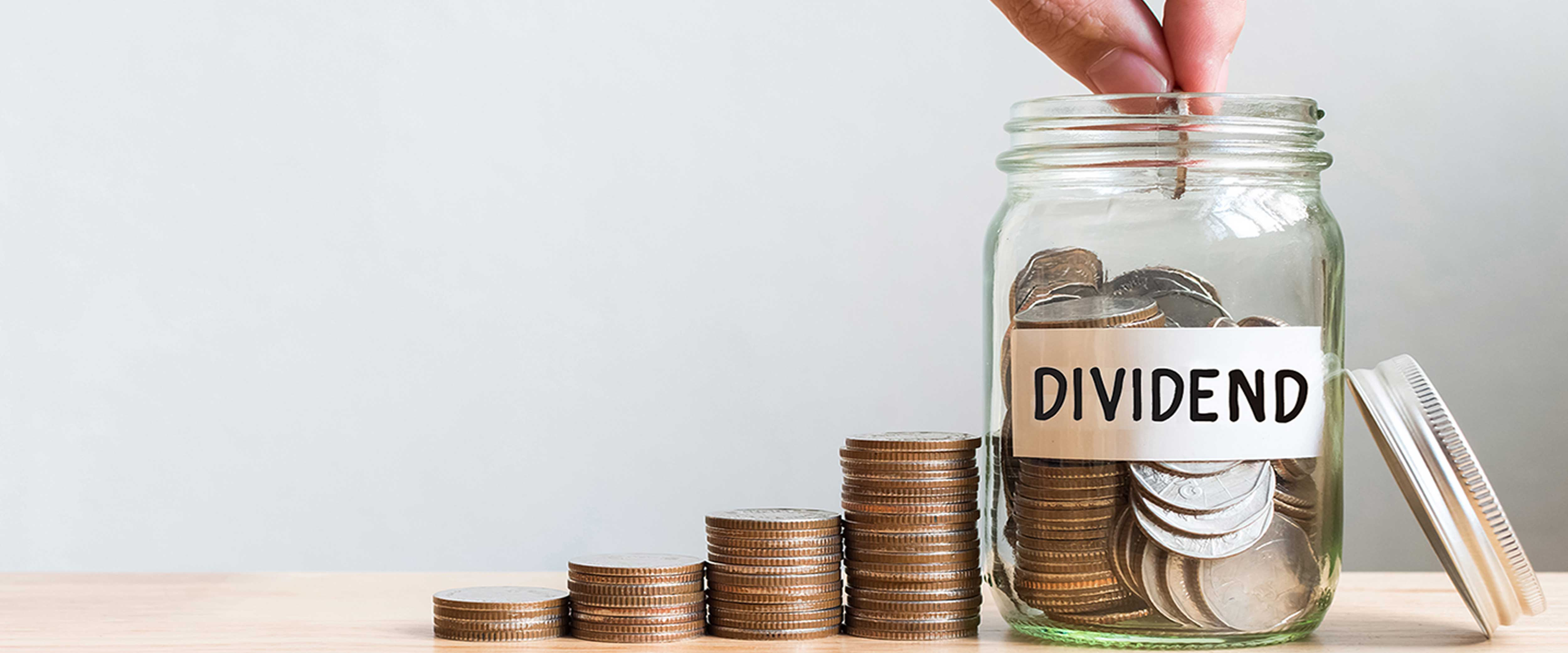 stocks sorted by dividend yield
