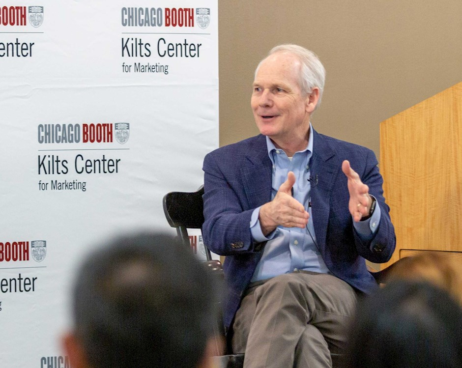 Fireside chat with Kurt Delbene