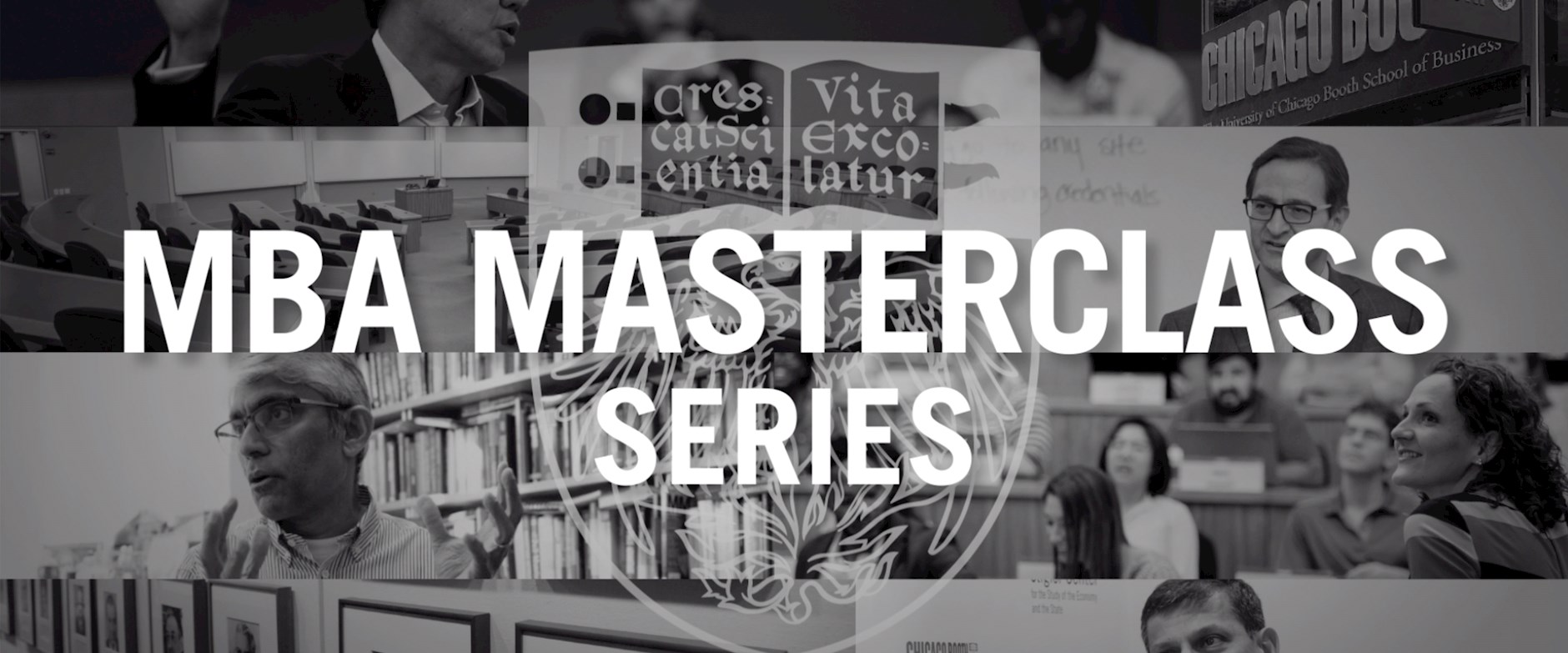 Chicago Booth MBA Masterclass Series Promo Video
