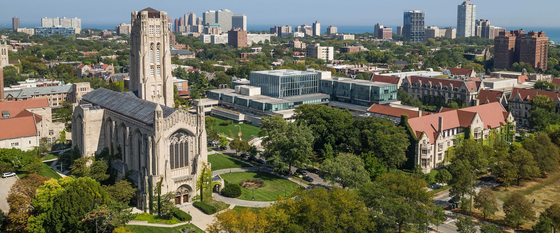 university of chicago admissions office address
