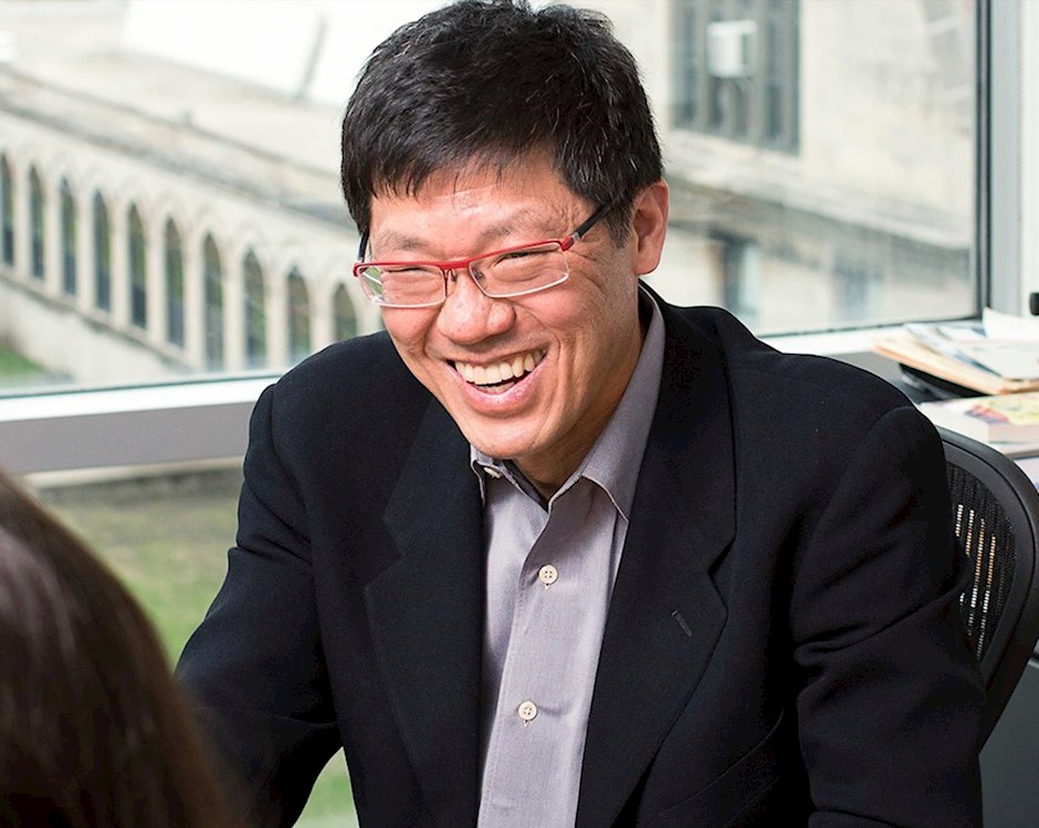 George Wu, Gould Professor of Behavioral Science