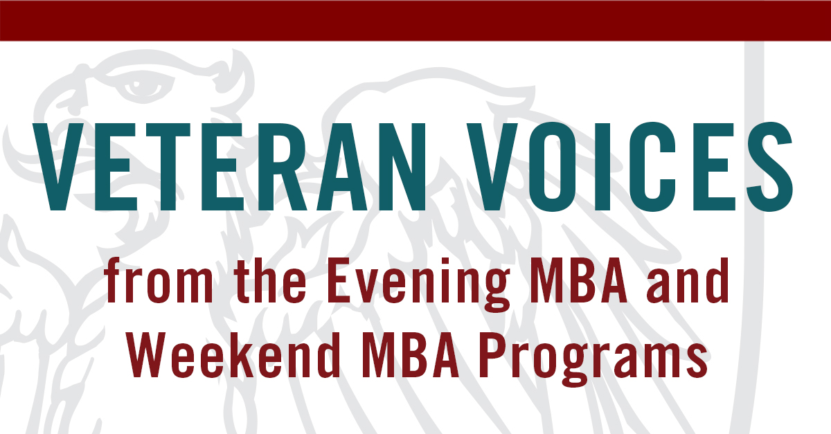 veteran voices matching military experience with business knowledge the university of chicago booth school of business