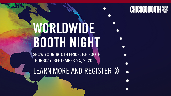 Worldwide Booth Night
