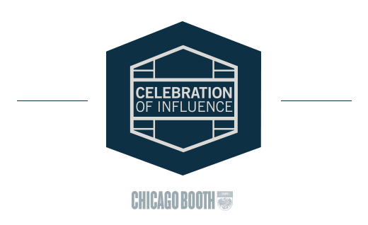 Celebration of Influence - Chicago Booth