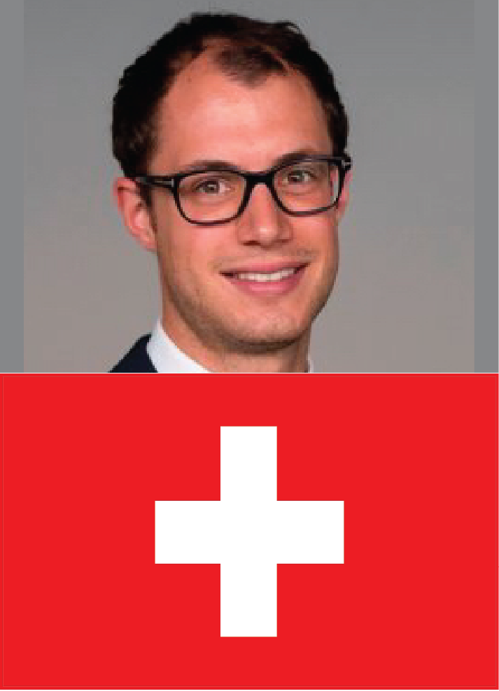Tobias Holetzko from Switzerland