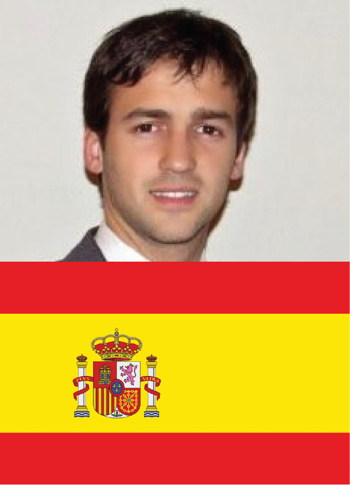 Pedro Tudela Saladich from Spain