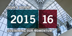 Click Here to View the 2014-15 Dean's Report