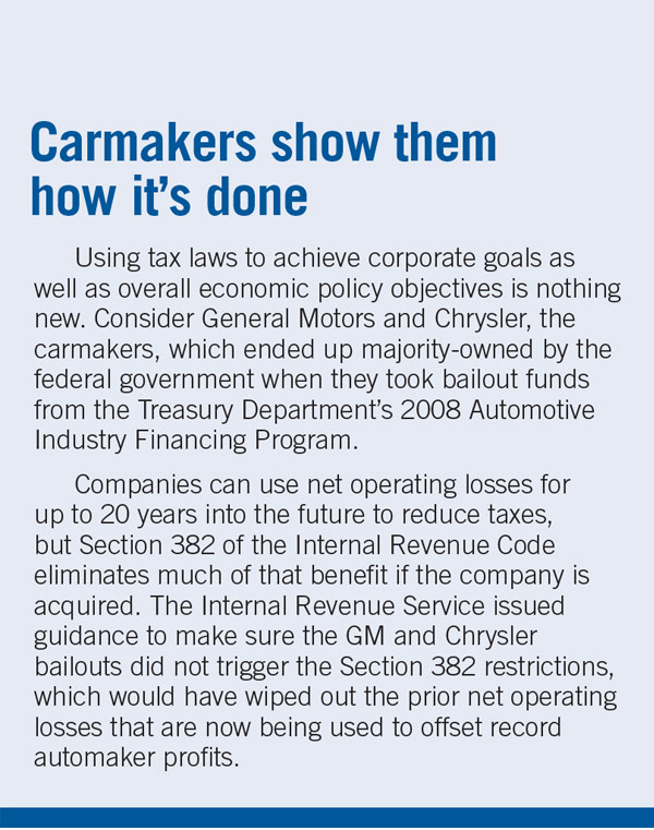 carmakers show them how it's done