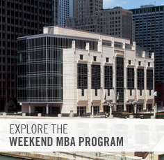 Explore Weekend MBA Program