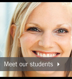 Meet our Students - Adrienne