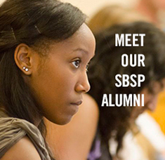 Meet Our SBSP Alumni
