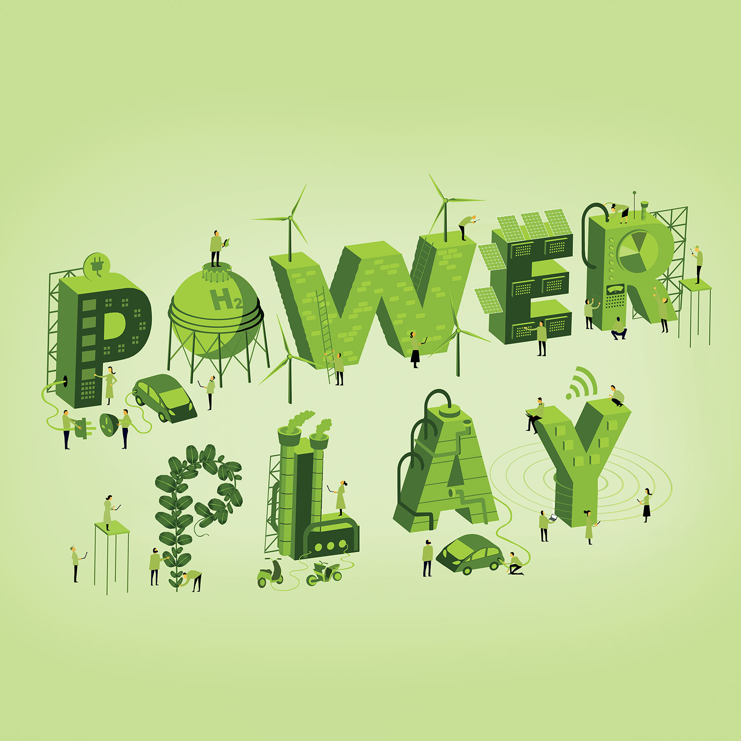 featured image for story Power Play