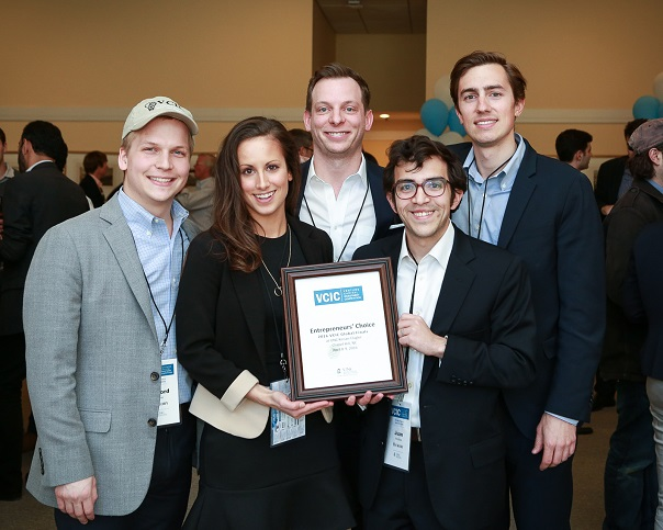 "Venture Capital Investment Competition ""Entrepreneurs' Choice"" team"