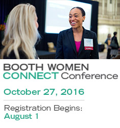 Booth Women Connect Conference - Registration Begins August 1
