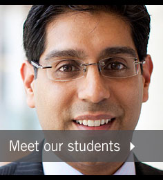 Meet our Students - Mustaqeem